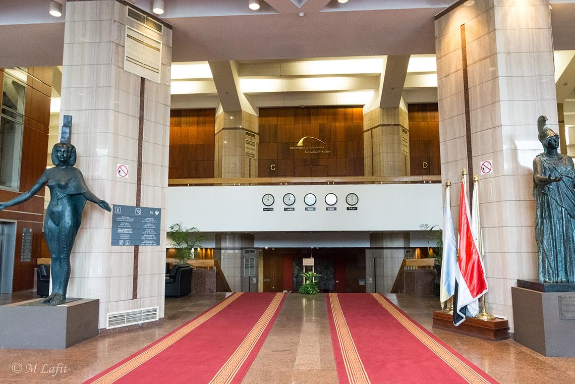 Bibliothèque d'Alexandrie