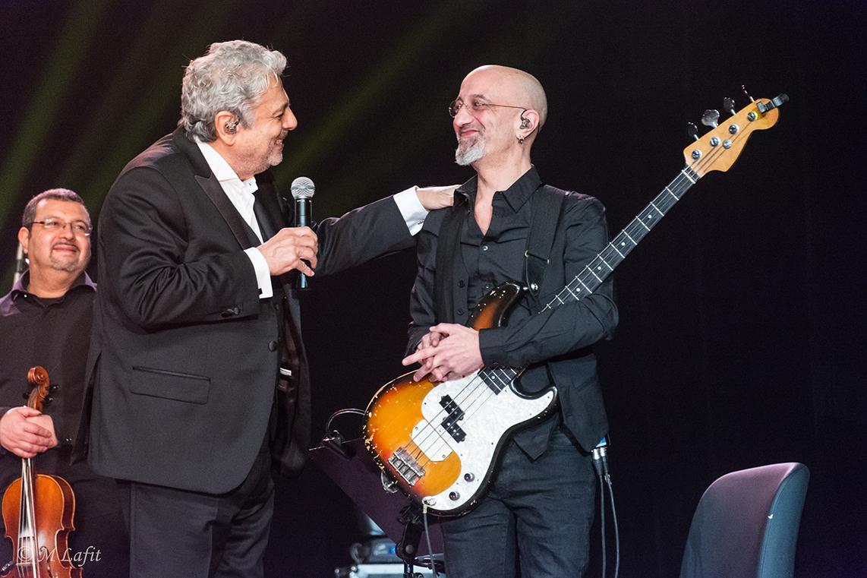 Enrico Macias et Karim Rachedi